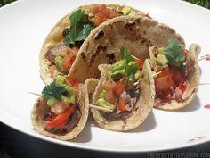 Tacos de Arrachera  (Steak Taco) - Mexico