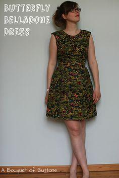 Butterfly Belladone dress 7   Flickr - Photo Sharing!