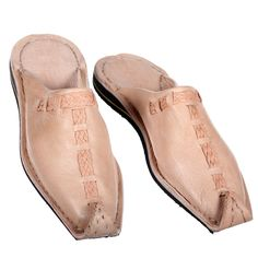 "Die echten Leder-Babouche aus Marokko, werden von Hand hergestellt. ""Aladin"" natur Gr.37-46. www.albena-shop.de Aladin, Unisex, Shopping, Shoes, Fashion, Oriental Style, Slippers, Leather Booties, Morocco"
