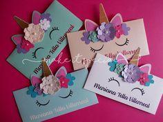 trendy ideas for birthday invitations unicorn baby shower Unicorn Birthday Parties, Girl Birthday, Birthday Board, Diy And Crafts, Paper Crafts, Money Envelopes, Unicorn Baby Shower, Unicorn Crafts, Pony Party