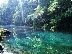 Laguna Azul San Andres Tuxtla Veracruz