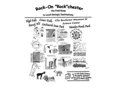 """This field guide was created by 5th grade students from the Genesee Community Charter School in Rochester, New York as part of a Learning Expedition on geology called, """"The Changing Earth."""""""