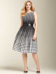 Talbots - maybe the best dress ever.  And anything this model wears, I find myself buying.