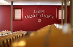 Château Grand Puy Lacoste Lacoste, Bordeaux, Neon Signs, Wine, Wine Vineyards, Bordeaux Wine