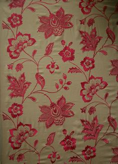 Nina Campbell Giverny collection Petiole design Osborne & Little: NCF3885-05