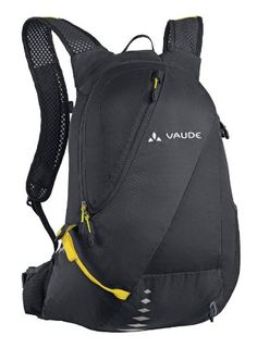 Vaude Backpack - Updraft 18 Backpack - Black 11585-010 ** CHECK OUT ADDITIONAL INFO @: http://www.best-outdoorgear.com/vaude-backpack-updraft-18-backpack-black-11585-010/