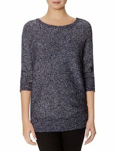 Marled Shine Sweater from THELIMITED.com #ItsTime #TheLimited