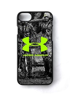 New Under Armour Logo Camo For iPhone 7 iPhone 7+ Case Covers Skins
