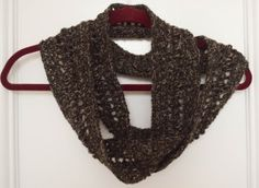 Alpaca Caress Infinity Scarf free crochet pattern by Marie Segares (2 of 4)