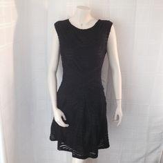 Holy Moly! NWOT Just Gorgeous Little Black Dress Black lace overlay little black dress/ never worn Beige Dresses