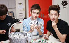 EXO - D.O and Baekhyun