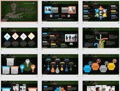 energy saving PowerPoint by SageFox