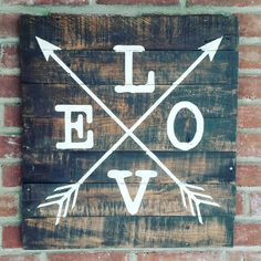 This sign is approx. Dark stain and cream lettering. All of my signs are made on reclaimed wood and look slightly different. Please allow 2 weeks for this custo (Diy Wood Work Rustic Signs) Woodworking Crafts, Woodworking Plans, Diy Wood Signs, Making Signs On Wood, Reclaimed Wood Signs, Barn Wood Signs, Rustic Signs, Easy Wood Projects, Ideias Diy