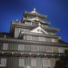 Okayama Castle 岡山城
