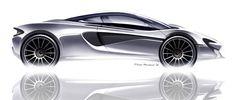 Design Development: McLaren 570S