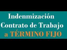 408. Indemnización Contrato de Trabajo a Término Fijo