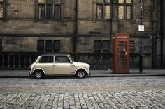 Mini In Sheffield by Shaun Baldwin on 500px