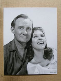 Dorothy Dandridge and Trevor Howard original portrait photo 1960 Malaga