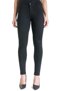 Liverpool Jeans Company 'Abby' Stretch Curvy Fit Skinny Jeans