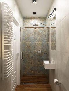 Bathroom Tile Designs, Bathroom Trends, Modern Bathroom Design, Rustic Bathroom Vanities, Small Bathroom, Master Bathroom, Bohemian Bathroom, Relaxing Bathroom, Classic House Design