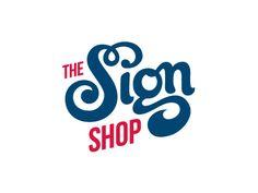 The Sign Shop #logo