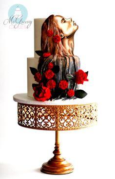 Kara's Couture Cakes – designing cakes – part 2