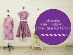 Unique Jaipur Block Prints in apparel only @#TravelersHome Address: O&N, Mondeal Square, Prahlad Nagar Turning, S. G Highway.  Contact: 9825007054 Date- 23rd and 24th March, 2017 Time- 10:30am- 8:00pm #Exhibition #Fashion #Clothing #MAYORI #TravelersHome #CityShorAhmedabad