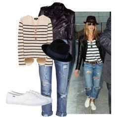 style Jennifer Aniston by roxcherie on Polyvore