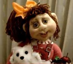 "muñeca soft, Muñeca ""Dasha"" VideoTutorial completo"