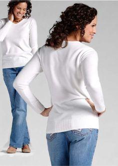 Damen Pullover weiss von B.P., http://www.amazon.de/dp/B00B4DCJYW/ref=cm_sw_r_pi_dp_TUdgrb1K5K57P