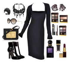 """Sin título #67"" by monivivi on Polyvore featuring moda y Tom Ford"