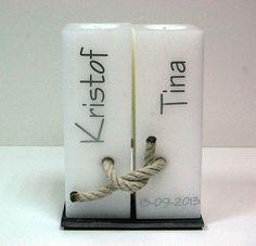 Geboortekaarsen | Doopsuiker NICOS Kortrijk ~ https://www.etsy.com/listing/126880160/wedding-favor-personalized-scented?