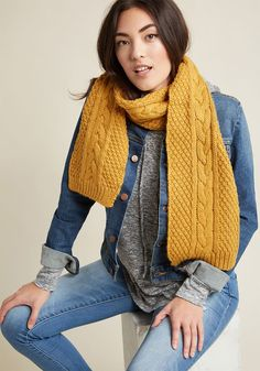 Fair Warming Scarf