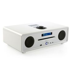 Discover the Ruark Audio R4i Integrated Music System - Dream White at Amara