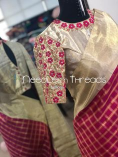 Best Blouse Designs, Saree Blouse Neck Designs, Bridal Blouse Designs, Lehenga Designs, Blouse Patterns, Sleeves Designs For Dresses, Stylish Blouse Design, Maggam Works, Work Blouse