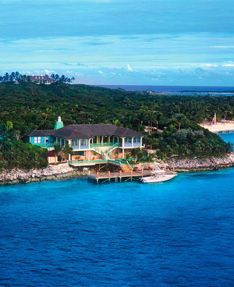 Musha Cay, Exumas, Bahamas features a total of 12 bedrooms and 13.5 bathrooms…