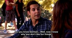 Funny pitch perfect line haha