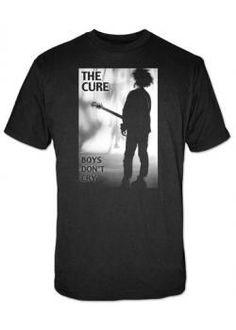 The Cure - Mens Retro