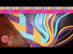 Gasa Wayuu Ply Split - YouTube