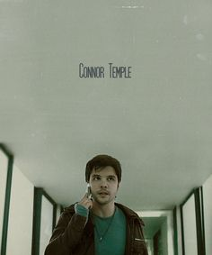 Connor Temple from #Primeval