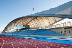 #Architecture in #France - #Stadiums by Archi5. ph Sergio Grazia