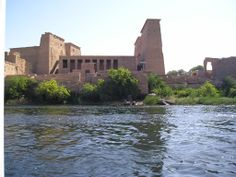 Egypt, The Temple of Isis at Philae