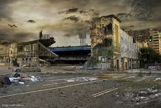 Apocalipsis Estadio Insular by JORGE LEAL G., via Flickr