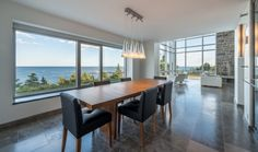 4 bedroom detached house for sale in Halifax, Nova Scotia - Rightmove. Detached House, Contemporary, Modern, Square Feet, Granite, Acre, Dining Table, Furniture, Home Decor