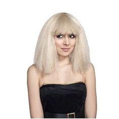 "Peruka  ""Diva"" blond"