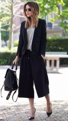 Culottes via anew style