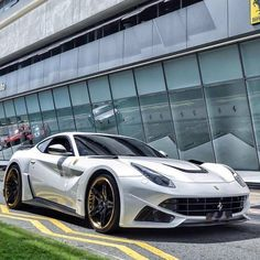 """20 Likes, 1 Comments - Driver Weekly (@driverweekly) on Instagram: """"The Ferrari N-Largo F12 is mint  #ferrari #n-largo #f12 #exotic #rare #cars #driverweekly…"""""""
