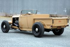 327 SBC/5-Speed Truck Build: 1931 Ford Model A