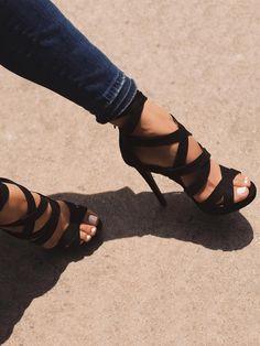 Shop Solid Bandage Zipper Thin Heeled Sandals right now, get great deals at Joyshoetique. Women's Shoes, Me Too Shoes, Shoe Boots, Dress Shoes, Dance Shoes, Stilettos, Stiletto Heels, Pumps, Cute Heels