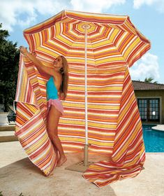 Portable Cabanas...Need for Vacation